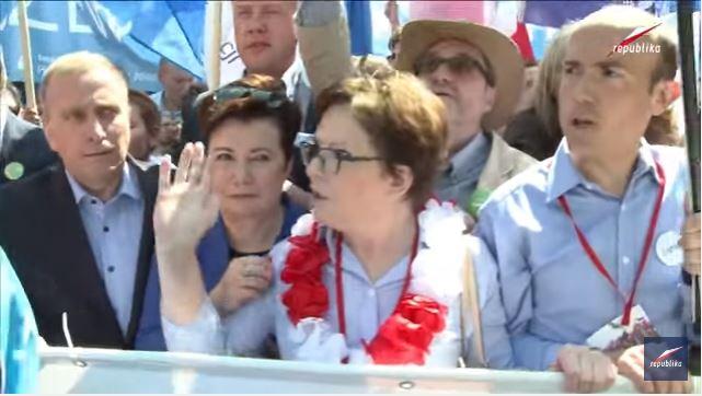 La révolte des élites contre le peuple en Pologne