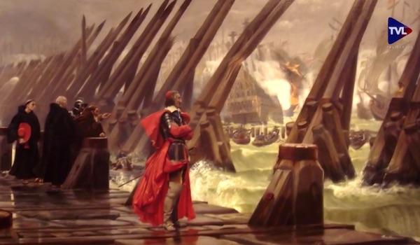 """""""La petite histoire"""" : Richelieu, Dieu et la France"""