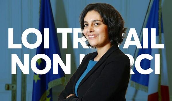 """Myriam El Khomri : Bloquer des ronds-points, ce n'est pas """"le droit de grève"""""""
