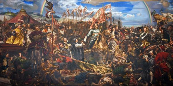 Jean III Sobieski à la bataille de Vienne
