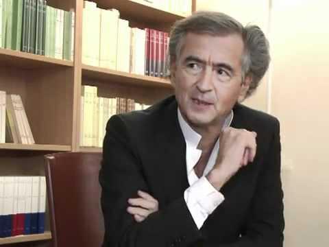 BHL apporte son soutien à Emmanuel Macron