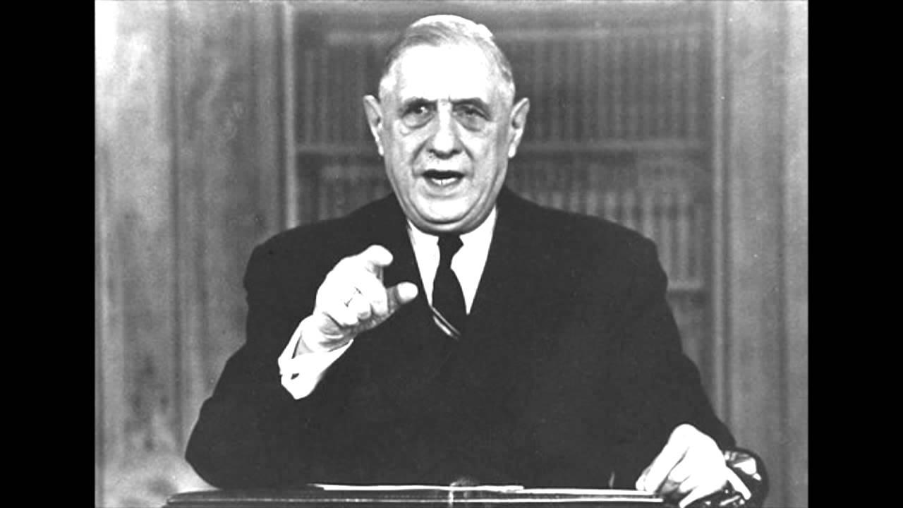 Rappel : le Général de Gaulle lui-même refusait de se rendre aux cérémonies de commémoration du 6 juin 1944