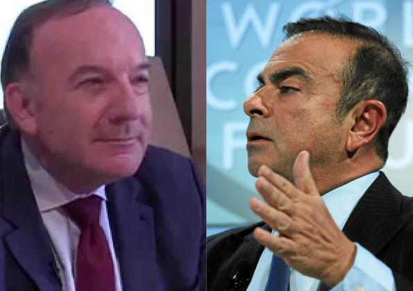 Deux hommes réputés « de droite» et leur entourage mettent à mal la société libérale humaniste: Pierre Gattaz et Carlos Ghosn