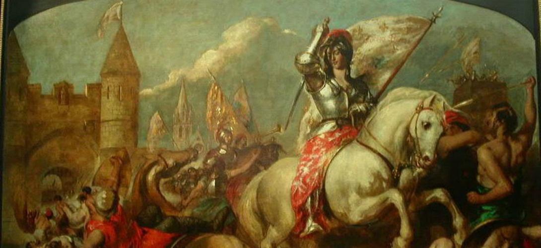 Vive Sainte Jeanne d'Arc !