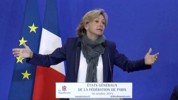 """Valérie Pécresse : """"Nous ne reviendrons pas sur la loi Taubira"""""""