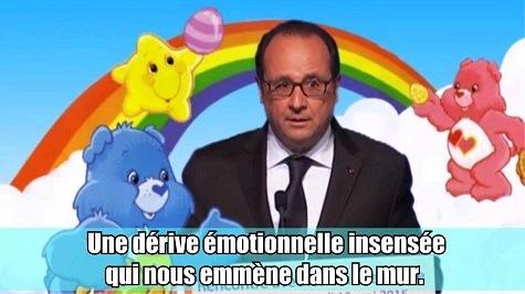 Reportage aux meetings de Macron, Mélenchon et Marine Le Pen : les partisans du premier sont de vrais demeurés, ceux de la 3e ont tout compris