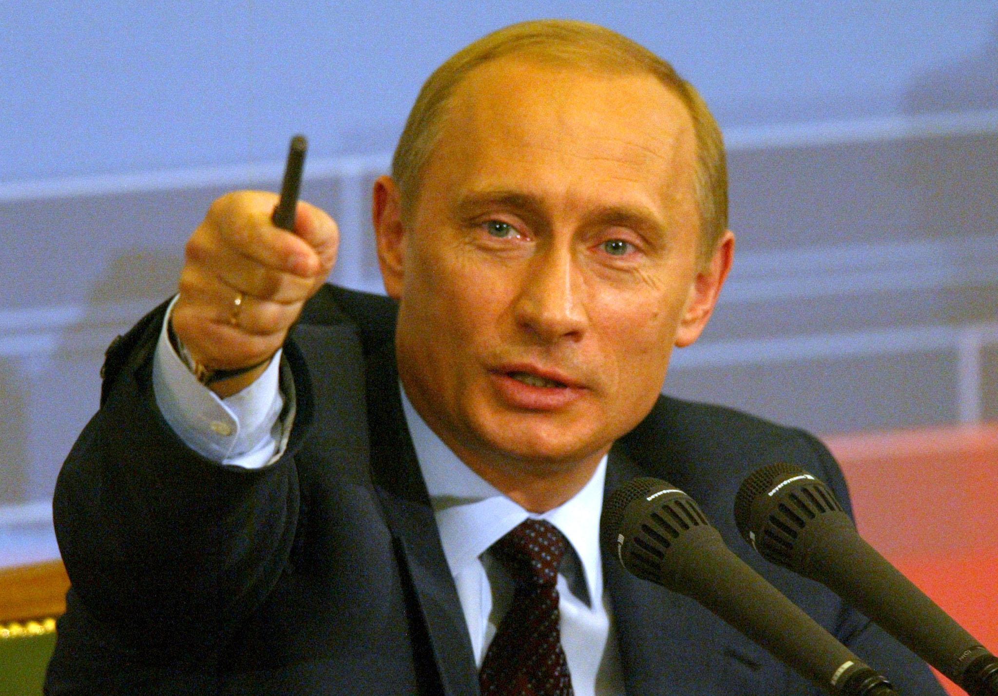 Poutine sur les sanctions contre la Russie : « Il est impossible de tolérer tant d'impudence à l'égard de notre pays »