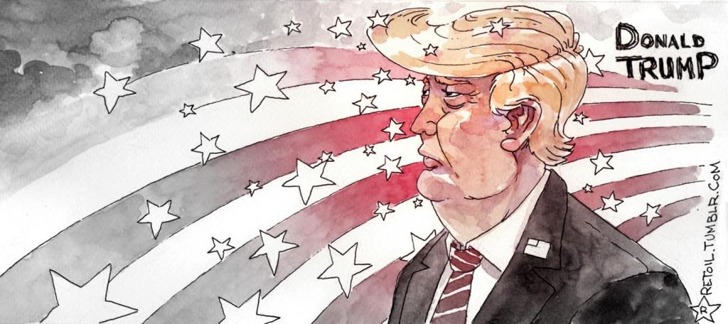 Election de Donald Trump : les capitalistes de connivence et les mondialistes s'inquiètent