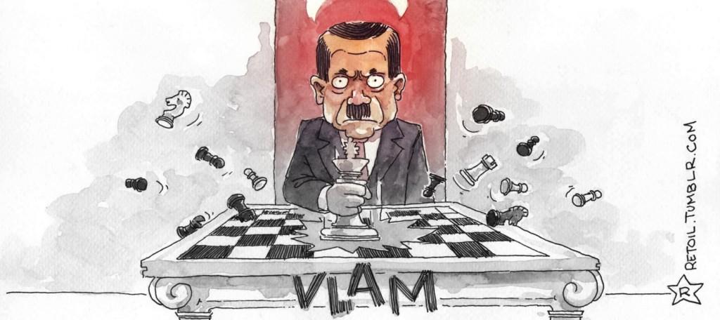 Le contre-coup d'Etat d'Erdogan