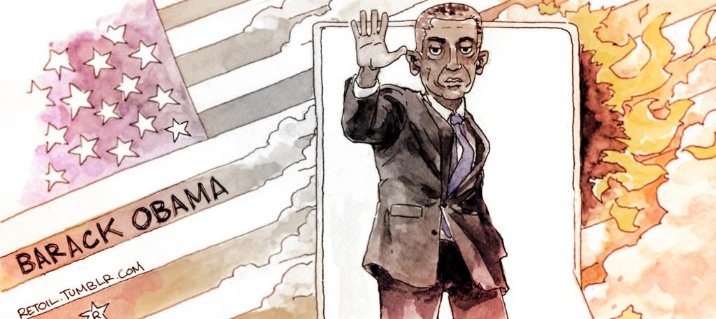 L'illusion Obama se dissipe