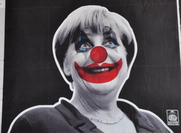 """Merkel accepte enfin de limiter le nombre de """"réfugiés"""" en Allemagne"""