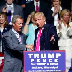Le discours de Nigel Farage au meeting de Donald Trump à Jackson (Mississippi)