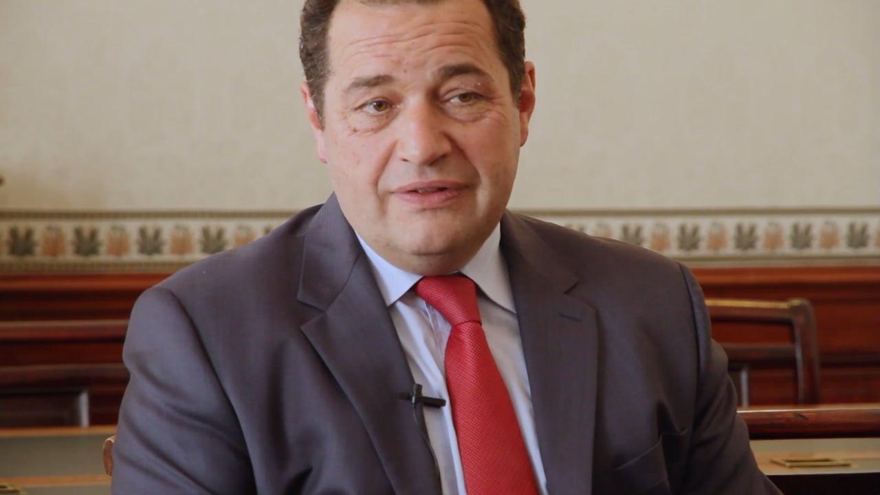 Jean-Frédéric Poisson n'exclut plus de voter FN dans le cas d'un second tour Hollande-Le Pen