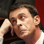 Quand Valls «félicitait chaleureusement Hamon, le candidat de (notre) famille politique»