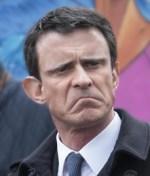 Législatives à Évry : Manuel Valls entre Dieudonné et Francis Lalanne