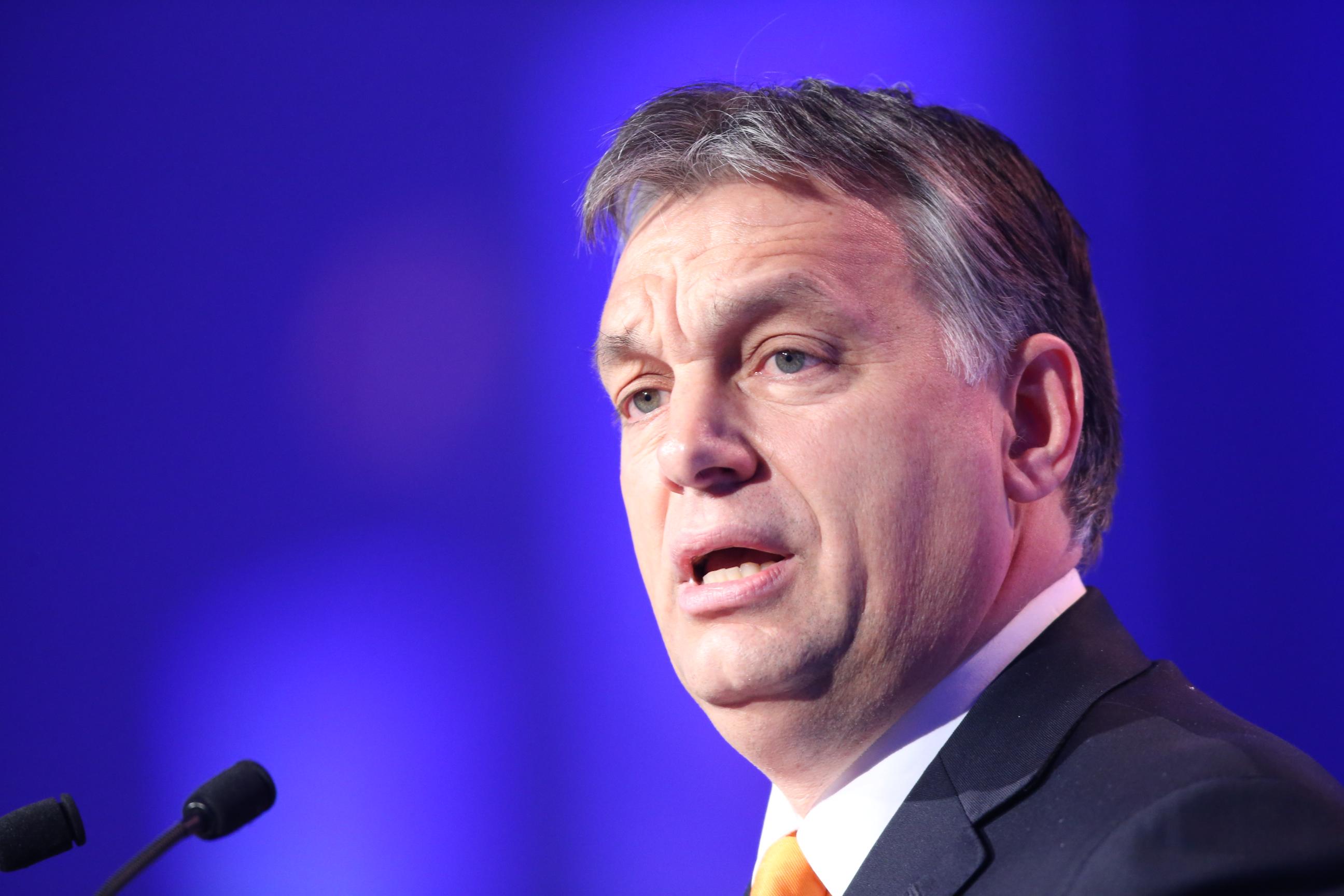"""Viktor Orban : """"Nous ne voulons pas d'une Europe menée par la France"""""""