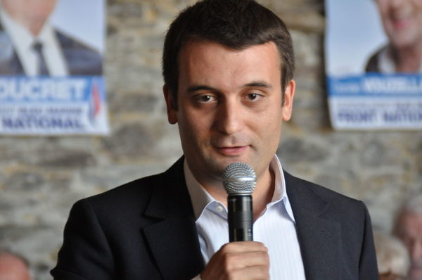 """Florian Philippot accuse Laurent Ruquier d'être un """"militant anti-FN"""", l'animateur le """"prend comme un compliment"""""""