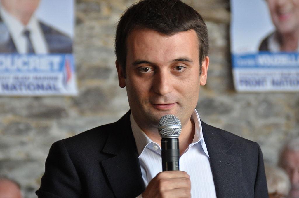 """Florian Philippot : """"On est plus dans les territoires qu'au Fouquet's ou à La Rotonde"""""""