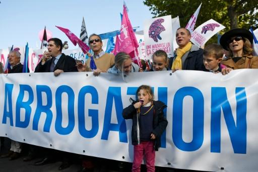 Retour sur la manifestation du 16 octobre