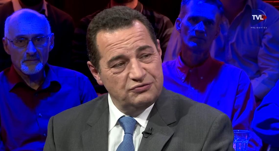 Jean-Frédéric Poisson : « J'ai rencontré Marine Le Pen ! »