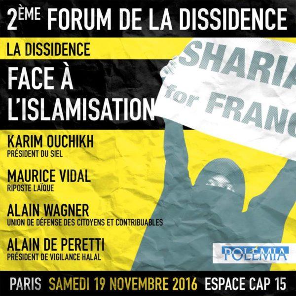 """Alain Wagner : """"Le gouvernement est activement en train de favoriser l'implantation de l'islam sur le territoire"""""""