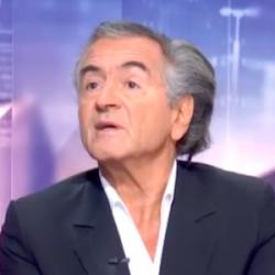 """BHL : """"Trump, c'est comme si Marine Le Pen était élue en France"""""""