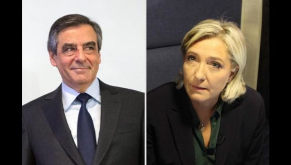 Mai 2017 : Fillon face à Le Pen
