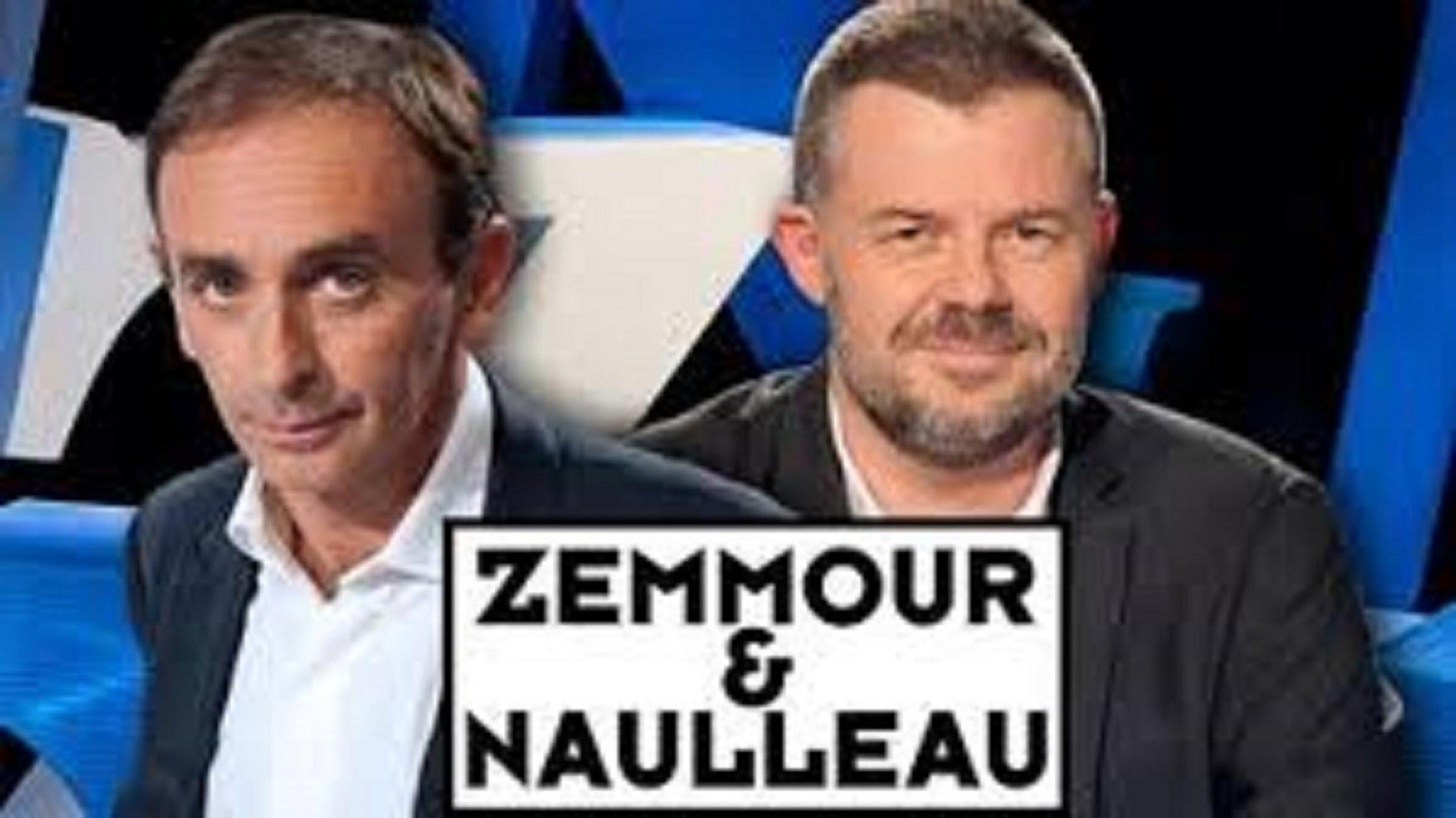 Zemmour et Naulleau commencent leur émission du 28 février en pulvérisant Angot
