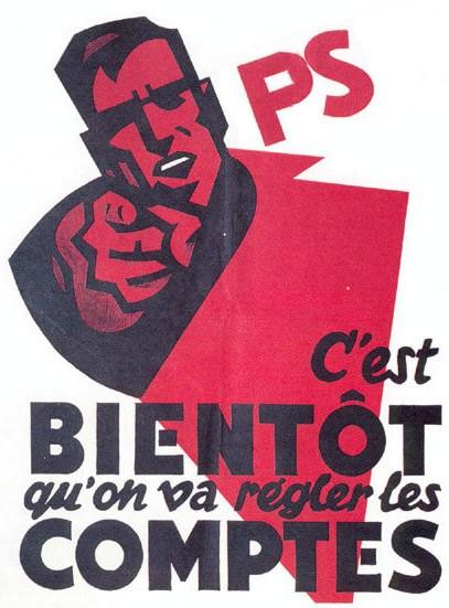 Panique et désarroi au Parti socialiste