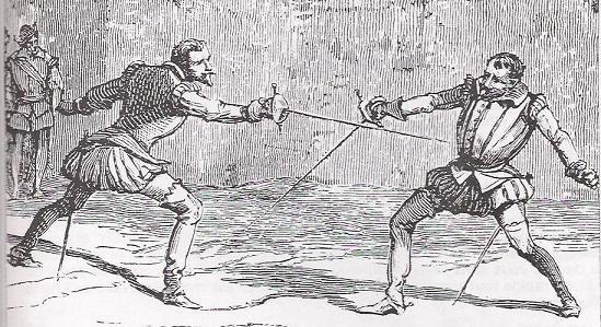 La petite histoire : Histoire du duel… et des hommes d'honneur