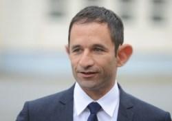 Hamon doublé par Mélenchon dans les sondages : «Je n'aspire pas à être une feuille morte» se défend-t-il