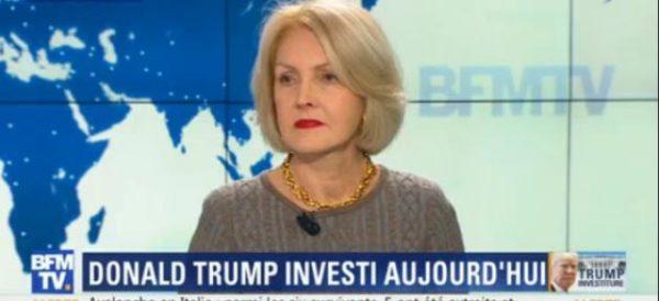 """Sur BFM TV, Evelyne Joslain estime qu'Obama """"était plus musulman dans son cœur que chrétien"""", la chaîne précise qu'elle ne la réinvitera plus"""