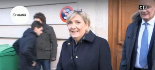 Le Pen sur Macron : «Je lui tire mon chapeau. Je n'ai jamais vu quelqu'un capable de parler six minutes sans émettre une idée. C'est le vide absolu»