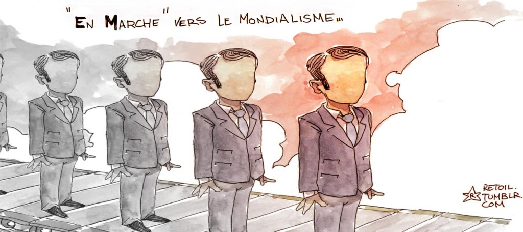 La bulle « Macron » doit exploser !