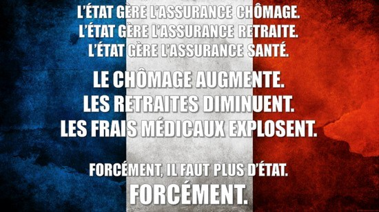 L'élection présidentielle dans une France de jaloux