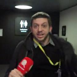 """Salon des entrepreneurs : un journaliste du """"Quotidien"""" (l'émission de Yann Barthès) jeté par la sécurité"""