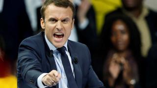 Macron ou l'hybris