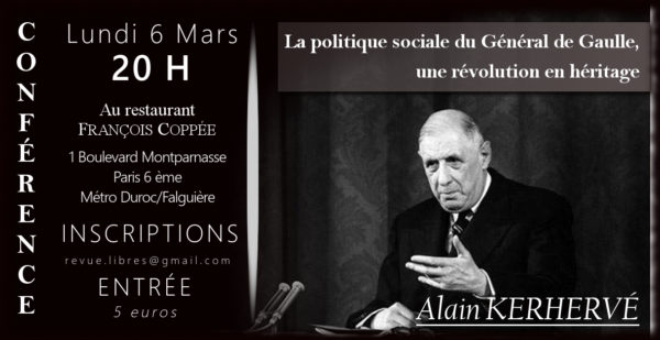 Conférence Alain Kerhervé