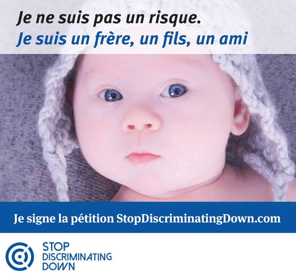 Nouveau test de détection prénatale des enfants trisomiques : urgence  !