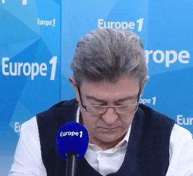 """Mélenchon : """"Je ne suis pas d'accord pour que le drapeau européen soit présent partout"""""""