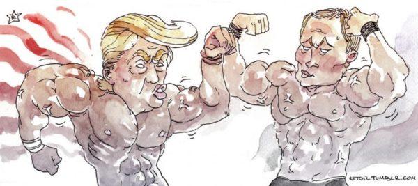 Poutine-Trump : la paix n'est jamais l'œuvre des pacifistes