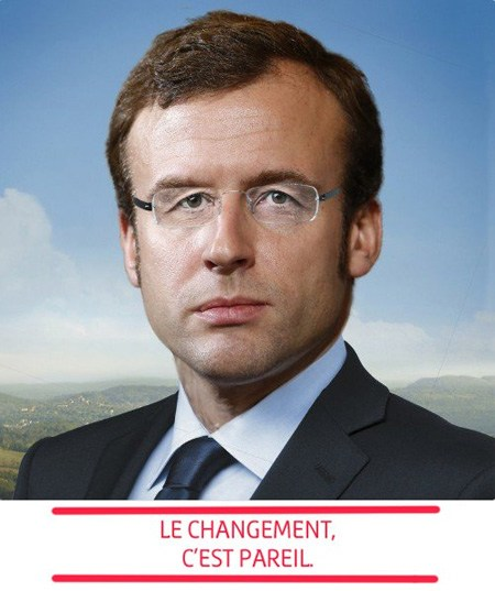 Macron, l'intelligent artificiel