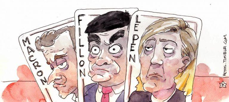 La présidentielle paradoxale…