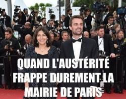 hidalgo-julliard-cannes-austérité-mairie-paris