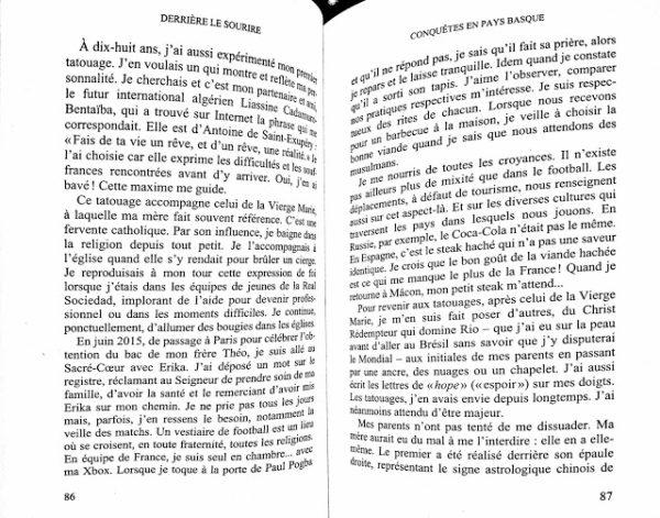 Griezmann autobiographie
