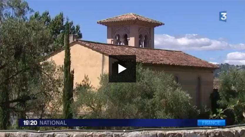 Côte d'Azur : un château condamné à la destruction