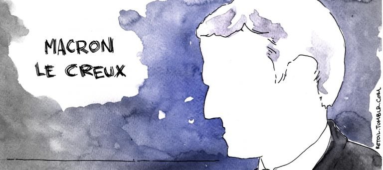 Macron ou l'art de sauver les apparences