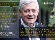 """Vidéo de la conférence de Bruno Gollnisch : """"l'Océan Pacifique, nouvelle Méditerranée ?"""""""