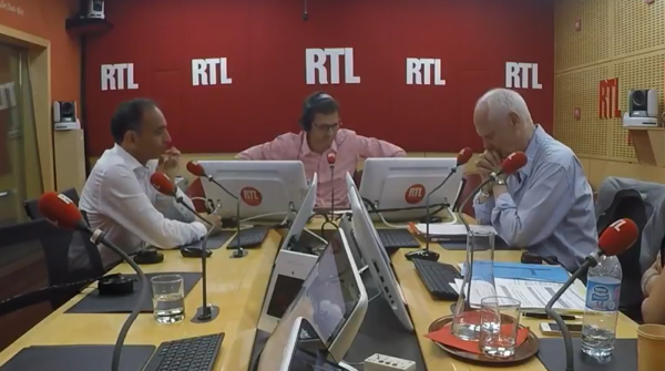 """Nicolas Domenach : """"La dette publique permet d'habiller des renoncements graves"""""""