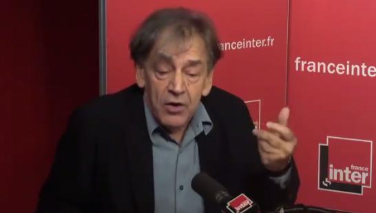 Alain Finkielkraut commente l'indépendance de la Catalogne et l'utilisation de l'écriture inclusive